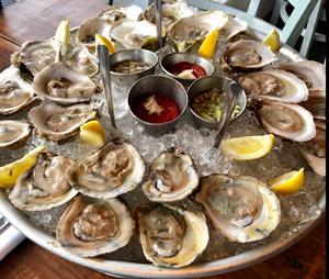 Reelfish Oyster Platter